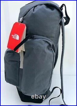 $120 The North Face Premium Rucksack Backpack Slate Grey Bag Nf0a3kxo Os