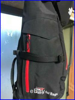 1The North Face Gore-Tex GR Backpack /K (Black) NM61817 Japan Limited