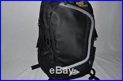 Authentic The North Face Inductor Charged Backpack Daypack Tnf Black New