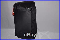 Authentic North Face Kaban Outdoor Backpack Daypack Bookbag Black New