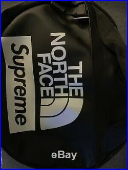 Authentic Supreme x The North Face Trans Antarctica Expedition Backpack Black
