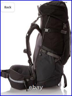 BNWT THE NORTH FACE Terra 50 Backpack/Rucksack Black
