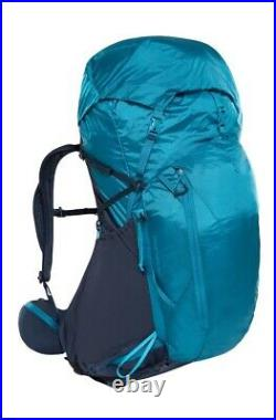 BNWT THE NORTH FACE Womens Banchee 65 Backpack/Rucksack Teal RRP £225
