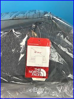 Brand New The North Face Access Pack Backpack TNF MEDIUM GREY HEATHER