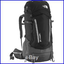 Brand New The North Face Terra 65 L (65L) Backpack TNF Black-Asphalt Grey