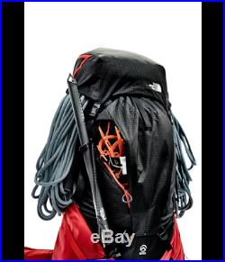 L/XL The North Face TNF Prophet85 Climbing Travel Backpacking Backpack Black