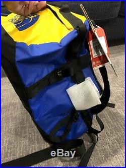 NEW Limited Edition The North Face Base Camp Duffel Backpack Travel Small