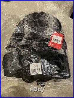 NEW Supreme X The North Face Black Snakeprint Backpack