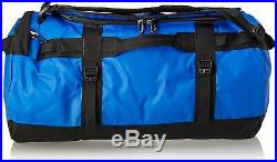 NEW The North Face Basecamp Duffel Backpack Medium 71 Litre // Bag Blue