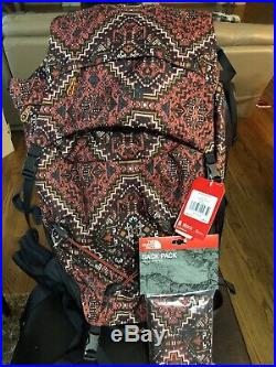 NEW The North Face Drift 55 Backpack Hiking Pack W Sack Pack $159