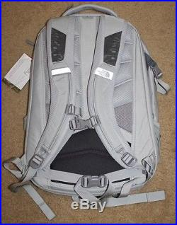 NEW The North Face Inductor Charged Backpack High Rise Grey CTK6