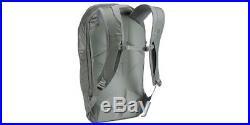 NEW The North Face Katsu Backpack Daypack 20L Fits 15 Laptop Grey Orange