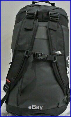NEW The North Face Supreme Trans Antarctica Big Haul Backpack Duffel SS17 Black