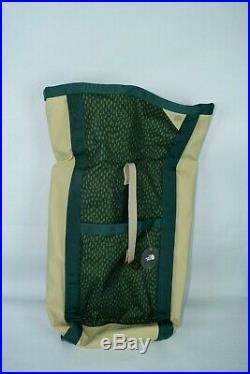 NWT North Face Homestead Roadsoda Pack Bag SAMPLE Waterproof Camping