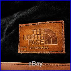 NWT THE NORTH FACE'Original Day Pack' 17 oz Canvas Daypack Backpack USA Made