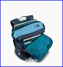 NWT The North Face Kaban 26L 15 Backpack Olive Navy access transit daypack shoe