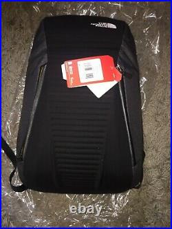 NWT The North Face Mens Access 22L City Travel Commuter Backpack TNFBLACKHEATHER