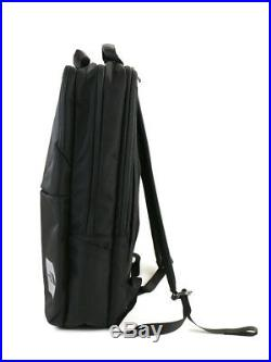 NWT The North Face Shuttle Backpack Black daypack kaban kabyte access bag surge