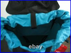 NWT The North Face TNF Summit Series Cinder 55 Backpack Climbing Pack Blue