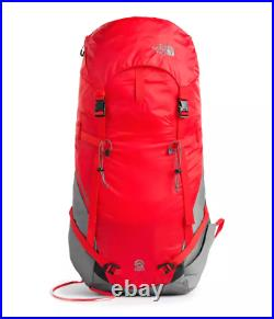 NWT The North Face TNF Summit Series Proprius 50 Backpack Climbing Pack Red
