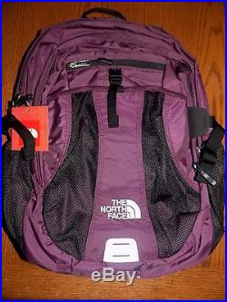 b38537659 NWT The North Face Women's Recon Backpack Daypack PLUM PURPLE 15 ...