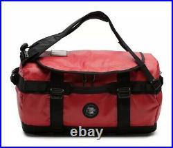 NWT VANS X THE NORTH FACE BASE CAMP 50L 50L Duffel Bag TNF Red Sz Small