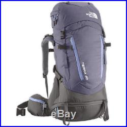 NWT Womens M-L The North Face TNF Terra 40 Backpacking Hiking Climbing Backpack