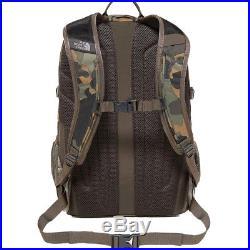 New Mens North Face Backpack Borealis Classic Camo