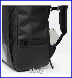 New Mens The North Face Base Camp Fuse Box Rucksack Backpack TNF Black -30L