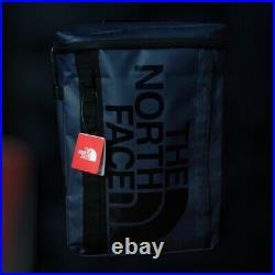 New Mens The North Face Base Camp Fuse Box Rucksack- Urban Navy/ Black -30L