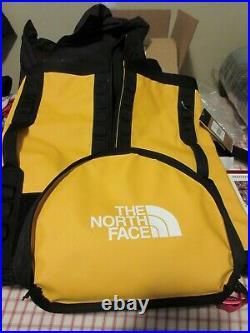 New North Face Explore Haulaback Large TNF Yellow Seven Summits TNF Black 7SE