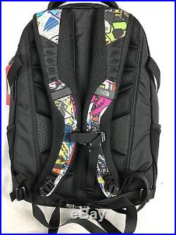 444b3cca8 New North Face Recon Backpack 25l Sticker Print Bag 15 Laptop Free ...