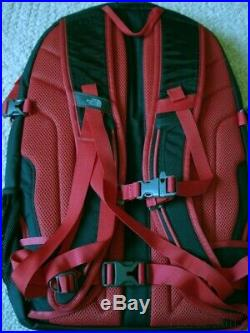 New School/laptop Classic Red/black North Face Muirs Borealis Backpack +bonuses