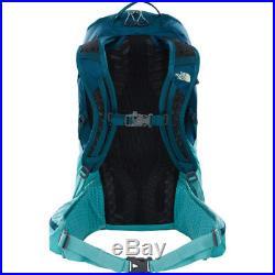 North Face Aleia 22 Rc Womens Rucksack Hiking Deep Teal Blue Agate Green
