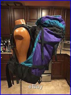 North Face Backpack Hiking Camping Mens Large/X-Large