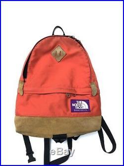 North Face Purple Label Backpack Vintage Style Supreme