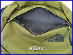 North Face Router Backpack A3ETU 5YM Fir Green/New Taupe Green 40 Liter