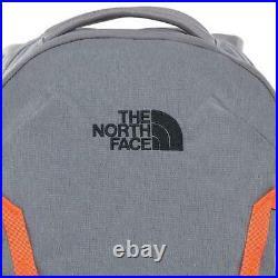 North Face Vault Backpack Mens Womens Grey Rucksack Laptop Work School Bag