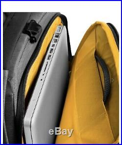 Northface Access Pack Dark Grey Heather/ Black Backpack