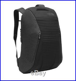 Nwt The North Face Access Pack Black Heather Gray Urban Explore Backpack Bag