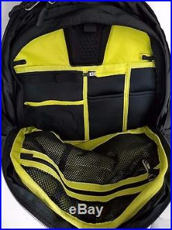 Rare New The North Face Recon Charged Back Pack TNT Black $199