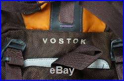 Rare VTG THE NORTH FACE TNF Trans-Antartica 1990 Expedition Vostok Backpack 90s