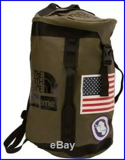 Supreme North Face Trans Antarctica Expedition Big Haul Backpack Army Green