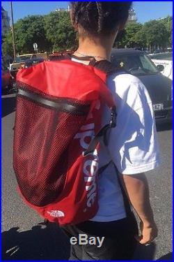 Supreme North Face Week 15 Waterproof Backpack Preorder