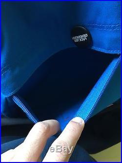 Supreme Sunbrella Backpack Teal SS09 Box Logo Hoodie North Face Gucci