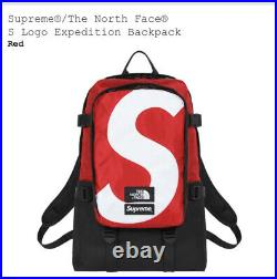 Supreme The North Face A Logo Backpack Red