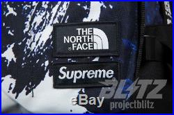 Supreme / The North Face Mountain Print Expedition Backpack Fw17 2017 Tnf