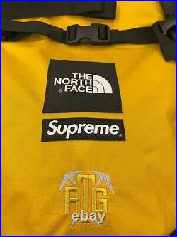 Supreme The North Face RTG Backpack Gold