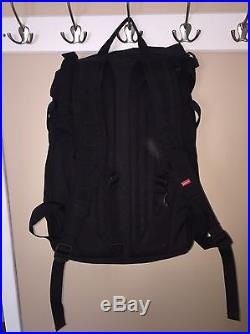 Supreme X The North Face Backpack, Black