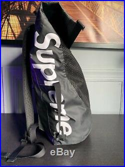 Supreme X The North Face Backpack Black 100% Authentic